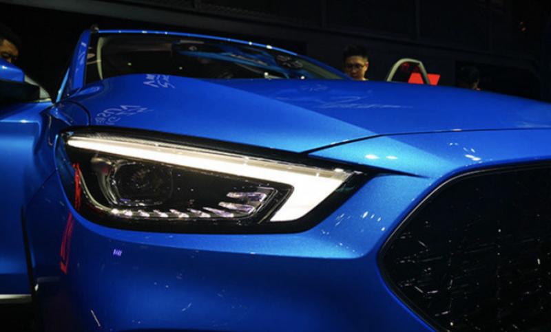 Đèn LED MG ZS